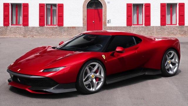 La Ferrari SP38, la nouvelle création du programme One-Off