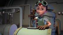 CGI 3D Animated Short Girl and Robot - by The Animation Workshop