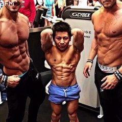 Choon Tan Uk's Smallest Bodybuilder