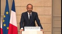 """Édouard Philippe : """"Nous avons fait beaucoup, mais il reste encore plus à faire"""""""