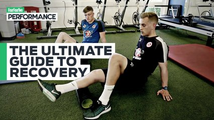 How To Recover After Training And A Match | Football Recovery Session | You Ask, We Answer