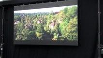 Présentation des films de promotion du tourisme d'Alençon