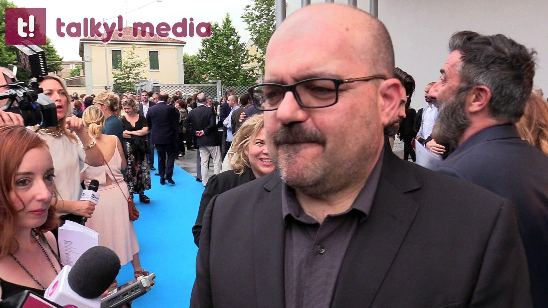 Cosimo Gomez ai Nastri d'Argento su Brutti e Cattivi e nuovo film