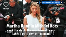 Alessandra Ambrosio at Cannes Film Festival 2018 Day 11 Red Carpet Highlights | FashionTV | FTV