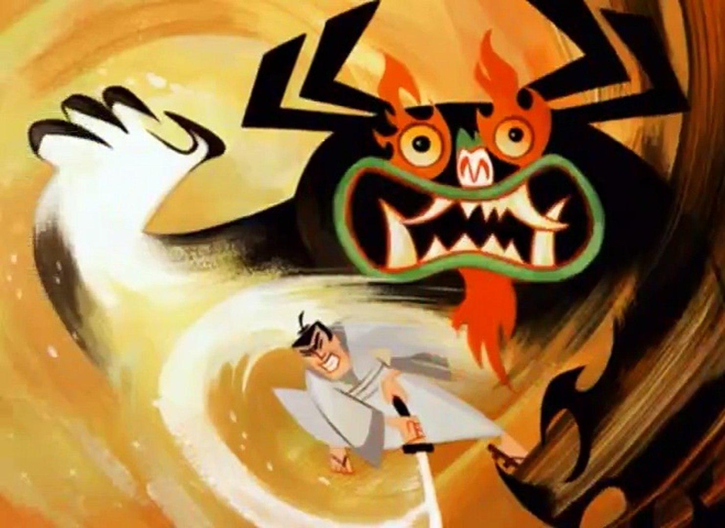 Samurai Jack Se1  Ep08 VIII Jack vs. Mad Jack HD Watch