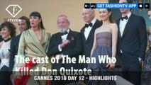 Cate Blanchett in Cannes Film Festival 2018 Day 12 Red Carpet Highlights   FashionTV   FTV