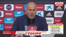 Le meilleur et le pire souvenir de Zidane - Foot - ESP - Real