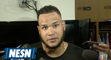 Eduardo Rodriguez recaps carrying the Red Sox to another win