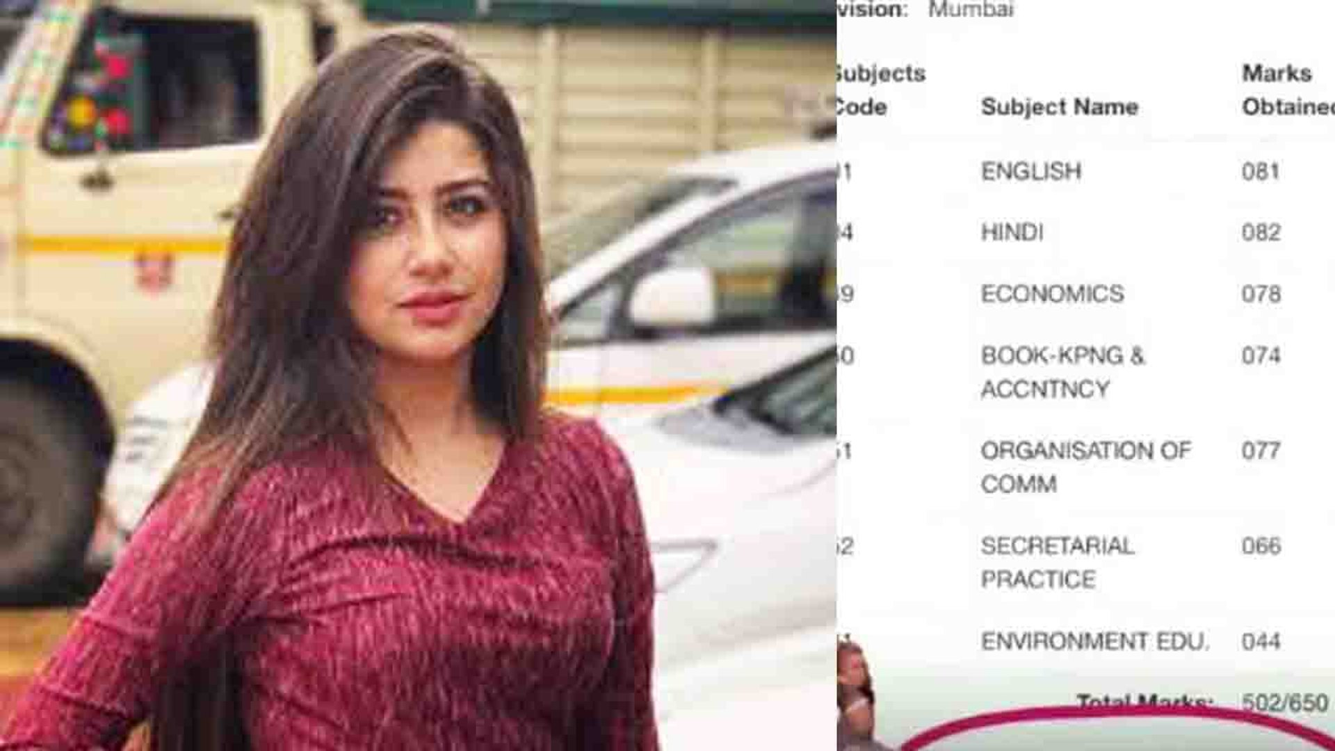 Ye Hai Mohabbatien actress Aditi Bhatia's 12th Exam result is out; Check out her SCORE |FilmiBe