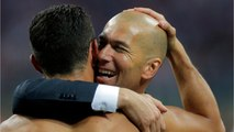 Zinedine Zidane Quits Real Madrid