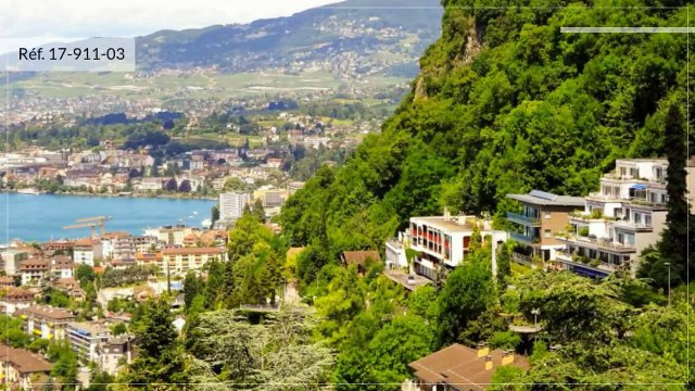 A vendre - Appartement - Montreux (1818) - 3.5 pièces - 94m²