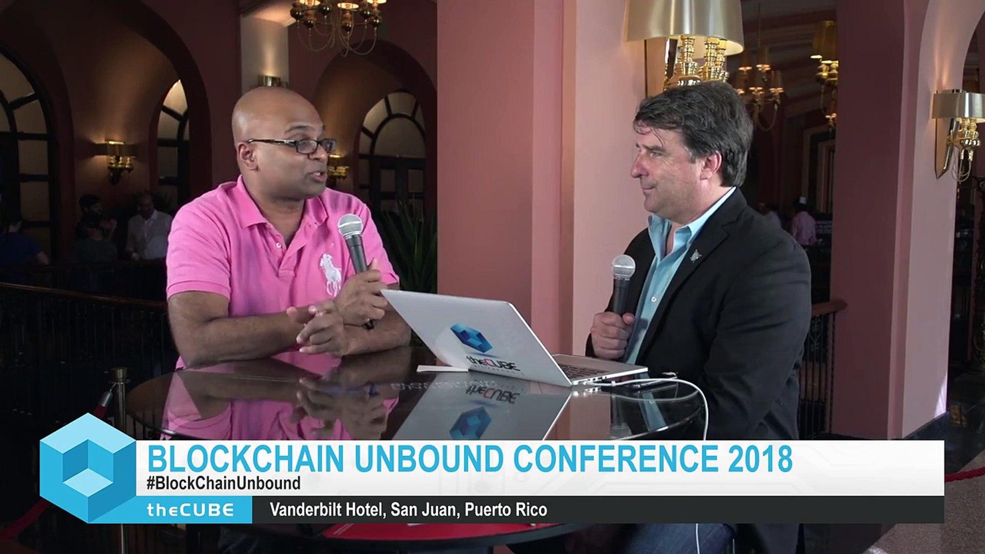 Nithin Eapen, Arcadia Crypto Ventures | Blockchain Unbound 2018