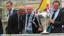 Real Madrid: Zinedine Zidane quitte son poste d'entraîneur