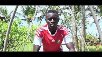 L'entretien avec Niakaté Abdoulaye ( Défenseur Axial)