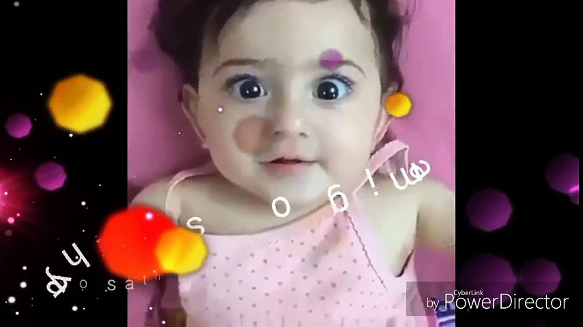 Cute very cute baby whatsapp status video