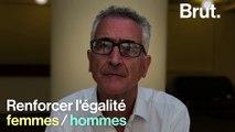 Pour le médecin Gilles Lazimi, l'égalité femmes/hommes passe par l'éducation des jeunes garçons