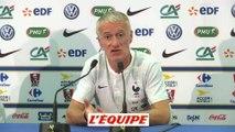Deschamps «Zizou sera à un moment sélectionneur» - Foot - Bleus