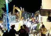 Two Dead After Landslide and Possible Explosion Destroy North Carolina House
