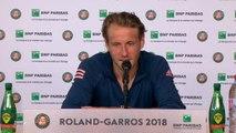 """Roland-Garros - Pouille : """"De bonnes sensations"""""""