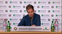 """Roland Garros -  Gasquet : """"On m'a beaucoup comparé à Nadal quand j'étais jeune"""""""