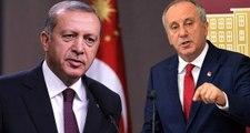 """Son Dakika! Erdoğan, İnce'nin """"Pensilvanya'dan İcazet Aldı"""" İddialarına Cevap Verdi: Bana İcazeti Halkım Verdi"""