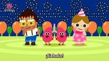 Las Mejores Canciones de Cuerpo Humano | +Recopilación | Pinkfong Canciones Infantiles