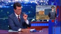 Late Show with Stephen Colbert S01  Ep01 George Clooney, Jeb Bush, Jon Batiste... HD Deutsch