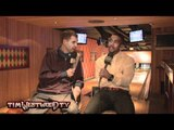 Omarion interview part 03 - Westwood