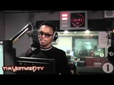 Lupe Fiasco on Lasers, fans protests & hip hop - Westwood