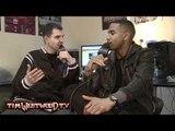 Trey Songz & Justin Bieber All-Star NBA basketball interview - Westwood