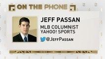 The Jim Rome Show: Jeff Passan talks MLB testing baseballs