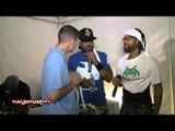Method Man & Redman on Blackout 3, Wu Tang - Westwood