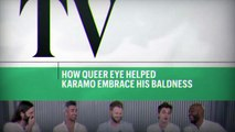 How 'Queer Eye' Helped Karamo Embrace His Baldness | Entertainment Weekly
