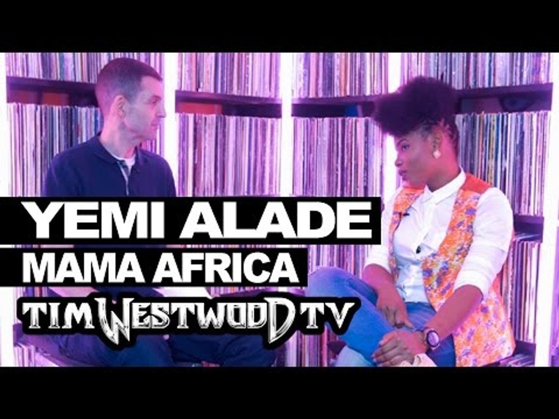 Yemi Alade on Mama Africa, fav food, Ferrari, Johnny - Westwood