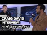 Craig David on come back, Grime, TS5 backstage at Wireless - Westwood
