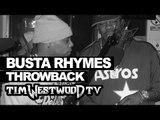 Busta Rhymes & Spliff Star freestyle from 1999 - never heard before! Westwood Throwback