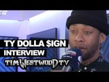 Ty Dolla Sign on Campaign, Trump or Hillary, Culture Clash backstage at Wireless - Westwood
