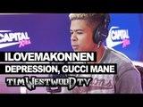 ILoveMakonnen on depression, Gucci Mane, weight loss - Westwood