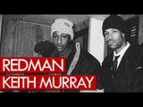 Redman, Keith Murray freestyle - first time released! Westwood Throwback