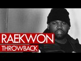 Raekwon freestyle - never heard before! Throwback 95 - Westwood