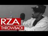 RZA freestyle 2003 never heard before throwback