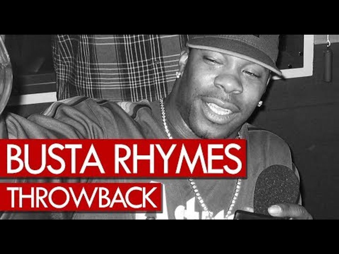 Busta Rhymes freestyle 1998 - never heard before throwback!