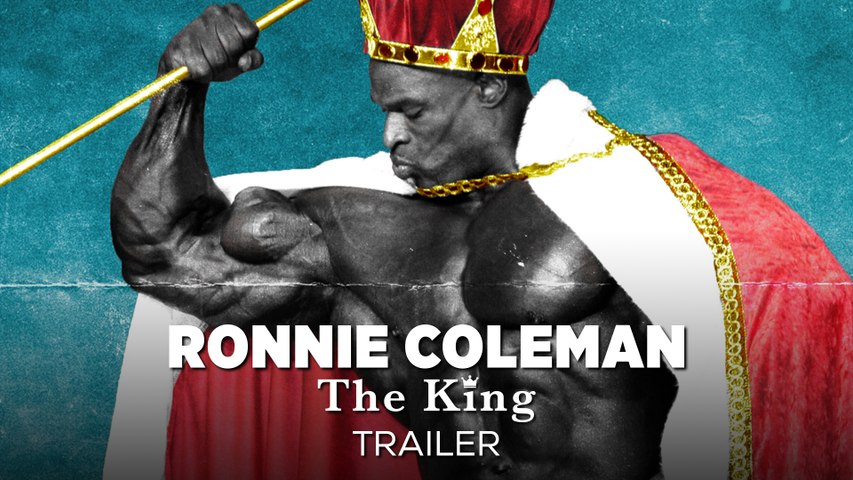 Ronnie Coleman: The King - Official Trailer (HD)   Bodybuilding Movie