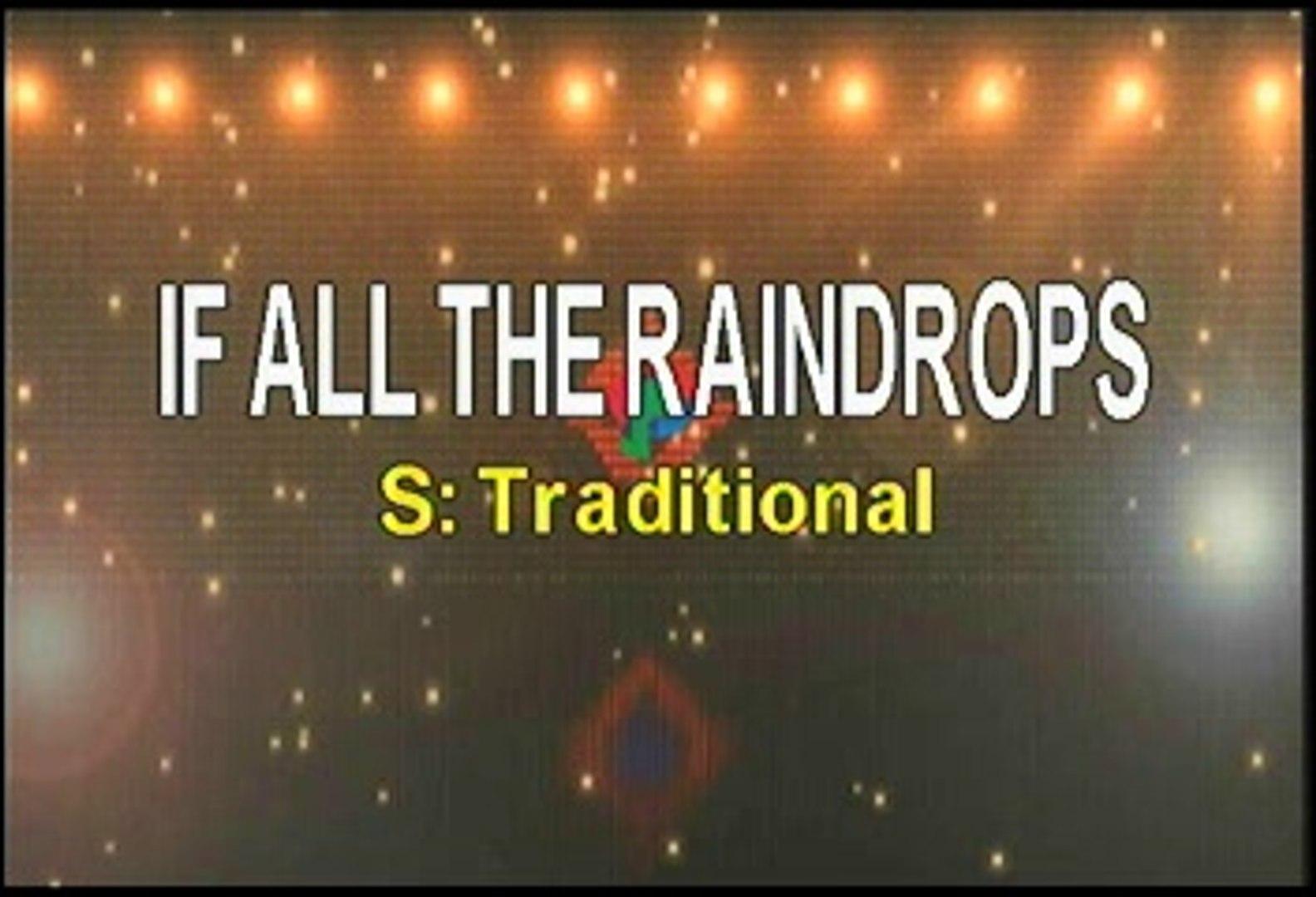 Raindrops gumdrops song lyrics