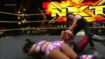 Nikki Cross attacks Shayna Baszler after Baszler vs Dakota - WWE NXT