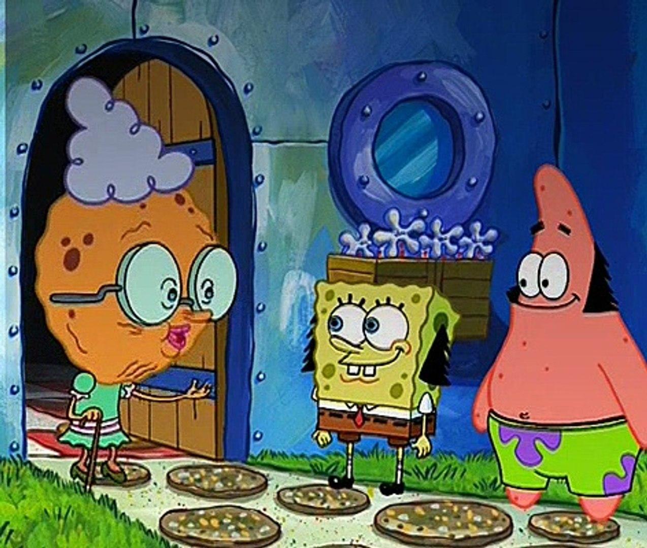 spongebob grandmas kisses bad version full video