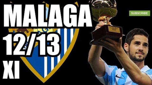 MALAGA 12/13 Champions League XI: Where Are They Now?