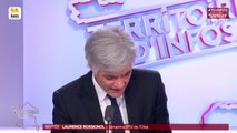 Invitée : Laurence Rossignol - Territoires d'infos (01/06/2018)
