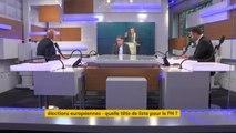 """Liste commune avec Nicolas Dupont-Aignan : """"Moi je trouve que c'est bien, parce que ce qui fait le plus de mal aux idées, ce sont les égos '"""", selon Gilbert Collard #8h30politique"""