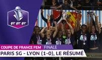 Coupe de France Féminine, finale : Paris Saint-Germain - Olympique Lyonnais (1-0), le résumé I FFF 2018
